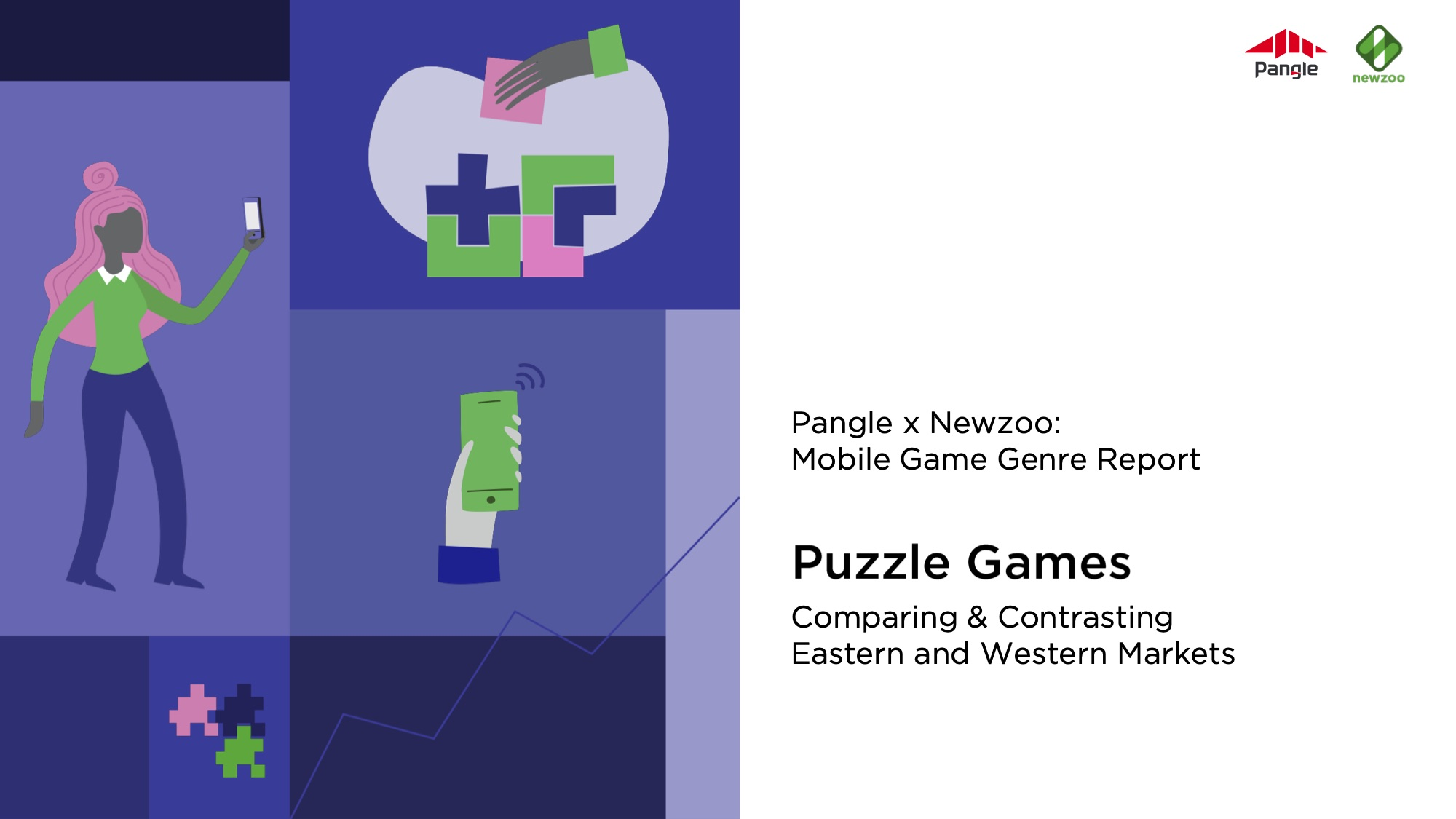 Puzzle Game Report: Popularity, Revenues & Opportunities Across East and West