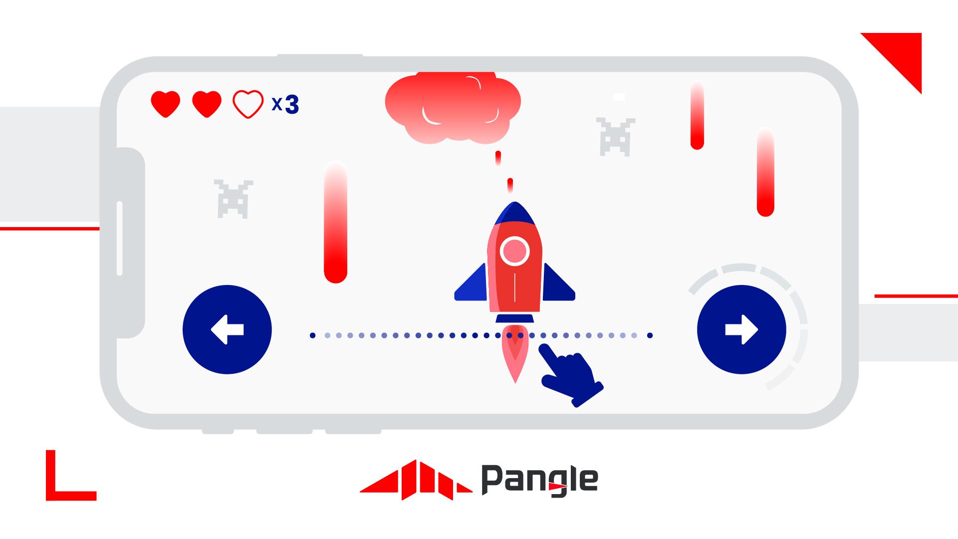 Pangle プレイアブル広告:新たなアセットで収益を増加